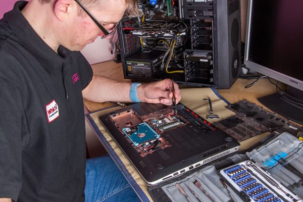 Laptop repair Huddersfield