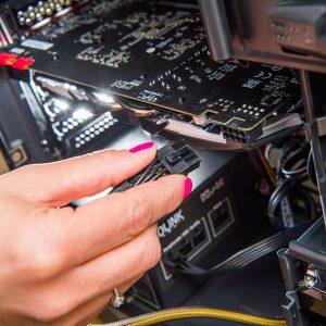 Custom PC build Huddersfield