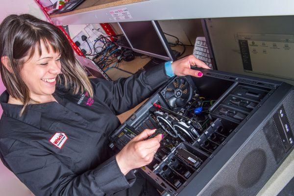 Computer repairs Huddersfield